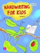 Handwriting for Kids, Level-1